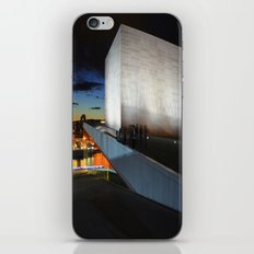 On The Roof iPhone & iPod Skin