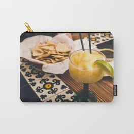 Orange Juice Carry-All Pouch