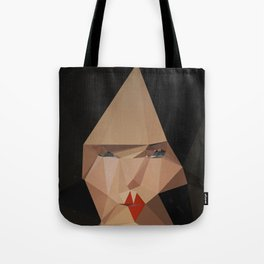 pretty face Tote Bag