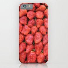 Fresas iPhone 6s Slim Case