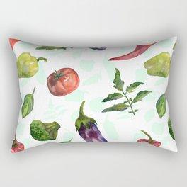 Om-Nom-nom Rectangular Pillow