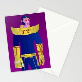 Thanos Stationery Cards