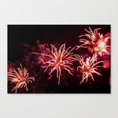 Fireworks - Philippines 11 Canvas Print