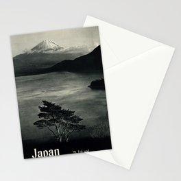 affiches Mount Fuji and Lake Motosu Stationery Cards