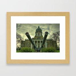 Imperial War Museum  Framed Art Print