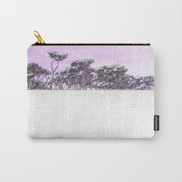 Snowy pine grove n.2 Carry-All Pouch
