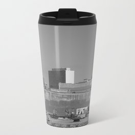 From a Balcony in Wicker Park Metal Travel Mug