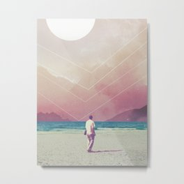 Someday maybe You will Understand Metal Print