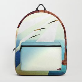 Balance Of Thought Backpack