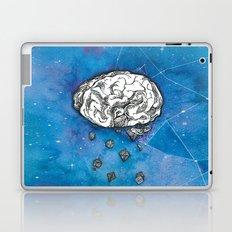 My brain in the cosmos Laptop & iPad Skin