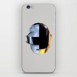 DaftPoly iPhone Skin