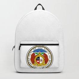 Missouri seal Backpack