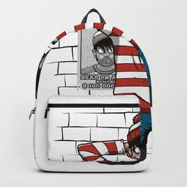 Arrest Backpack