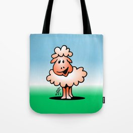 Lamb - sheep Tote Bag