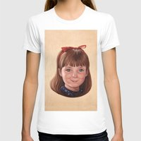 roald dahl T-shirts featuring Matilda by Shannon Forringer