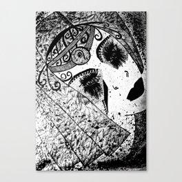 Miss Mystic Canvas Print