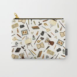 Creative Artist Tools - Watercolor Carry-All Pouch