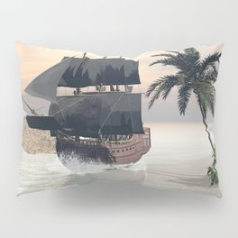 Fantastic seascape Pillow Sham