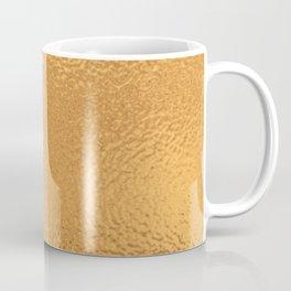 Simply Metallic in Bronze Coffee Mug