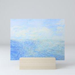 Sparkling Moment2 Mini Art Print