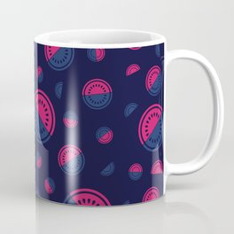 Watermelon in pink color Coffee Mug