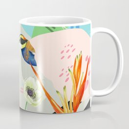 Jewel of The Forest - Contemporary Coffee Mug