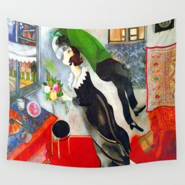 Marc Chagall The Birthday Wall Tapestry