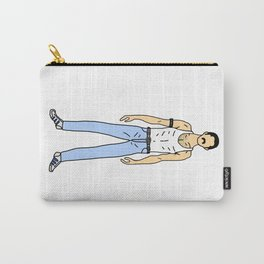 Freddie 1 Gangster Cholo Look Carry-All Pouch