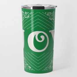 JOY / GREEN Travel Mug