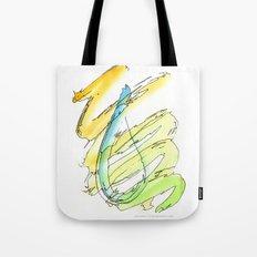 Flow Series #15 Tote Bag