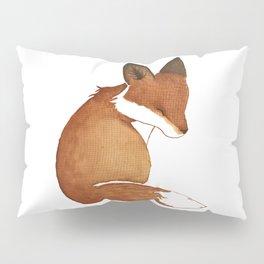 Resting Fox Pillow Sham