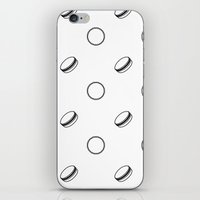 macaroons iPhone & iPod Skins featuring Macaroons by annies
