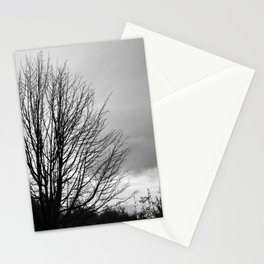Deadly monochromatic tree Stationery Cards
