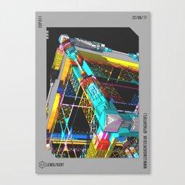 EXP:011 Canvas Print
