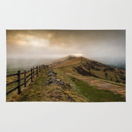 Path from Mam Tor Rug