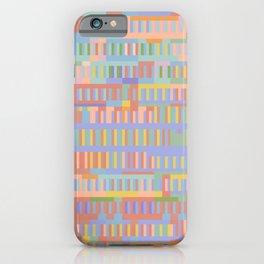 Beethoven Moonlight Sonata (Hushed Tones) iPhone Case