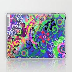 Time To Weed Laptop & iPad Skin