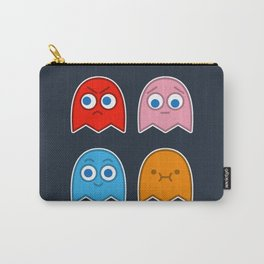 Pac Man's Ghosts Carry-All Pouch
