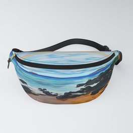 A Happy Place Fanny Pack