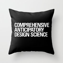 CADS Throw Pillow