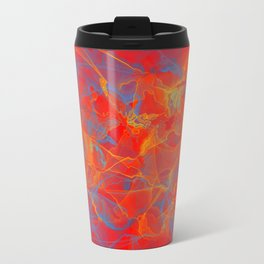 Rumble in The Red Travel Mug