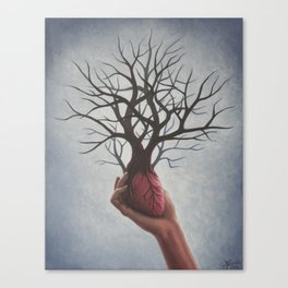 Nourishing Heart Canvas Print