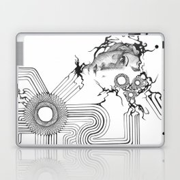 Controlled By The Machine Laptop & iPad Skin
