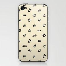 Yoga Panda iPhone & iPod Skin