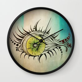 Solar Vision Wall Clock