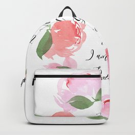 Be Still Collection Backpack