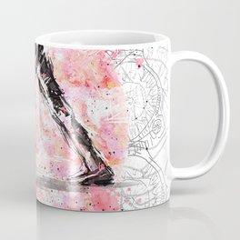 Down dog yoga Coffee Mug