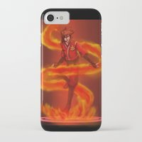 vocaloid iPhone & iPod Cases featuring VOCALOID Kai by Witchy