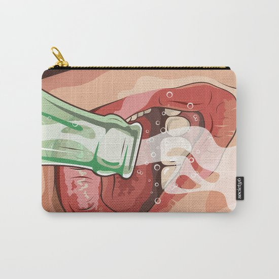 Lips and soda Carry-All Pouch