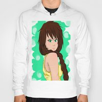 jasmine Hoodies featuring Jasmine by KittiKat15